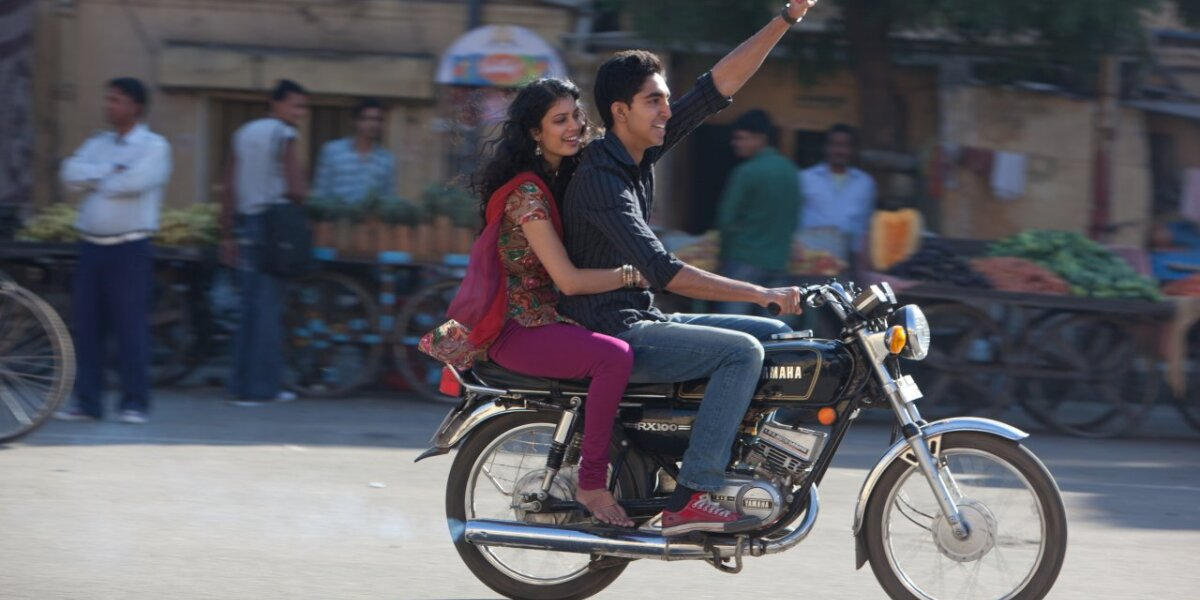 Blueprint Pictures - The Best Exotic Marigold Hotel