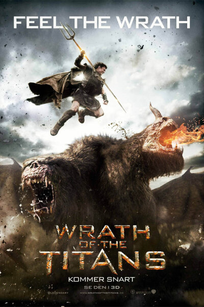 Legendary Pictures - Wrath Of The Titans