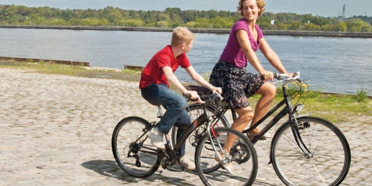 Les Films du Fleuve - Drengen med cyklen