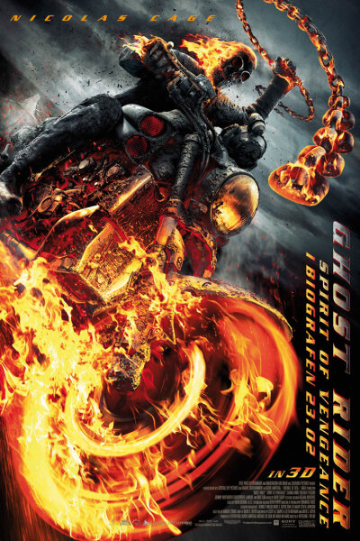 Columbia Pictures - Ghost Rider 2
