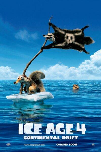 Blue Sky Studios - Ice Age 4: På gyngende grund (org. vers.)