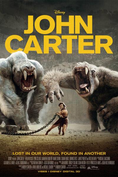 Walt Disney Pictures - John Carter