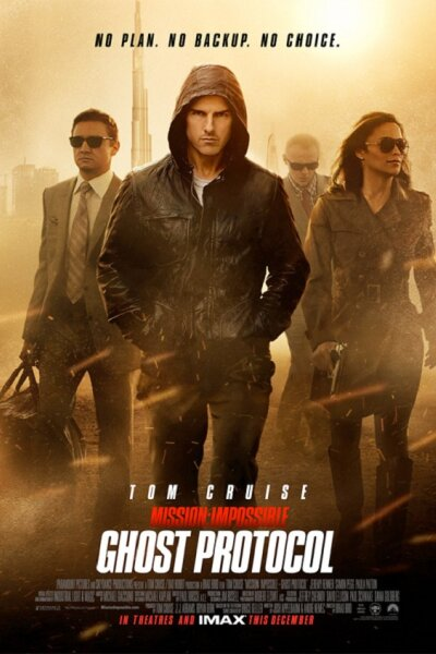 Bad Robot - Mission: Impossible - Ghost Protocol