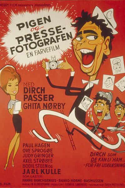 Merry Film - Pigen og pressefotografen