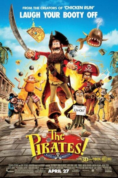 Piraterne! (Original version)