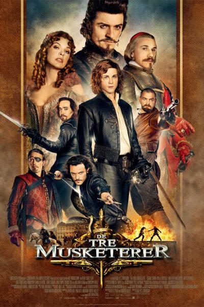 Impact Pictures - De tre musketerer