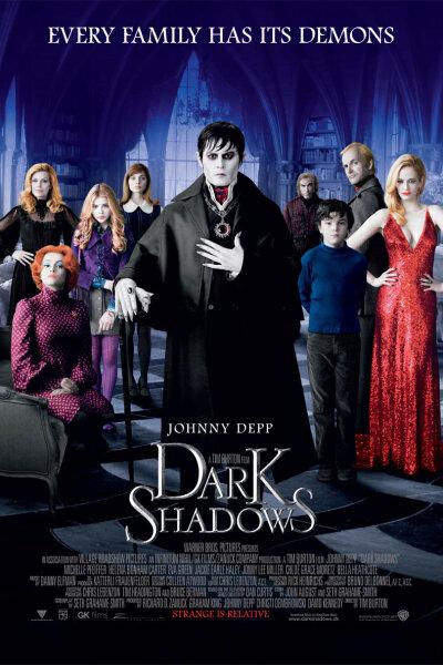 Warner Bros. Pictures - Dark Shadows