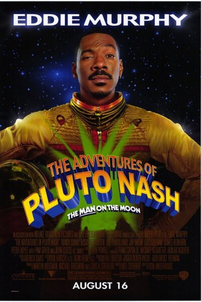 Castle Rock Entertainment - Pluto Nash: The Man on the Moon