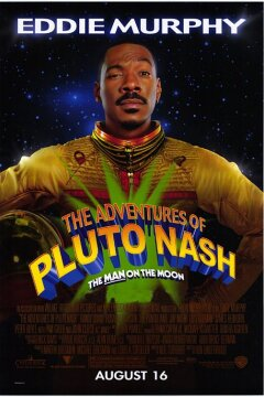 Pluto Nash: The Man on the Moon