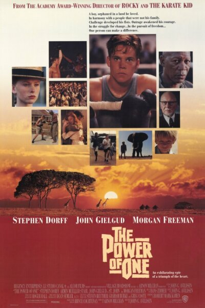 Alcor Films - Én mands styrke