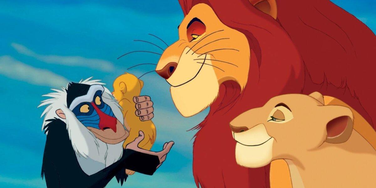 Walt Disney Pictures - Løvernes konge (org. version)