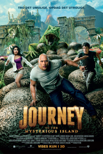 Contrafilm - Journey To The Mysterious Island
