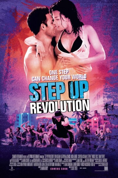 Summit Entertainment - Step Up Revolution - 3 D