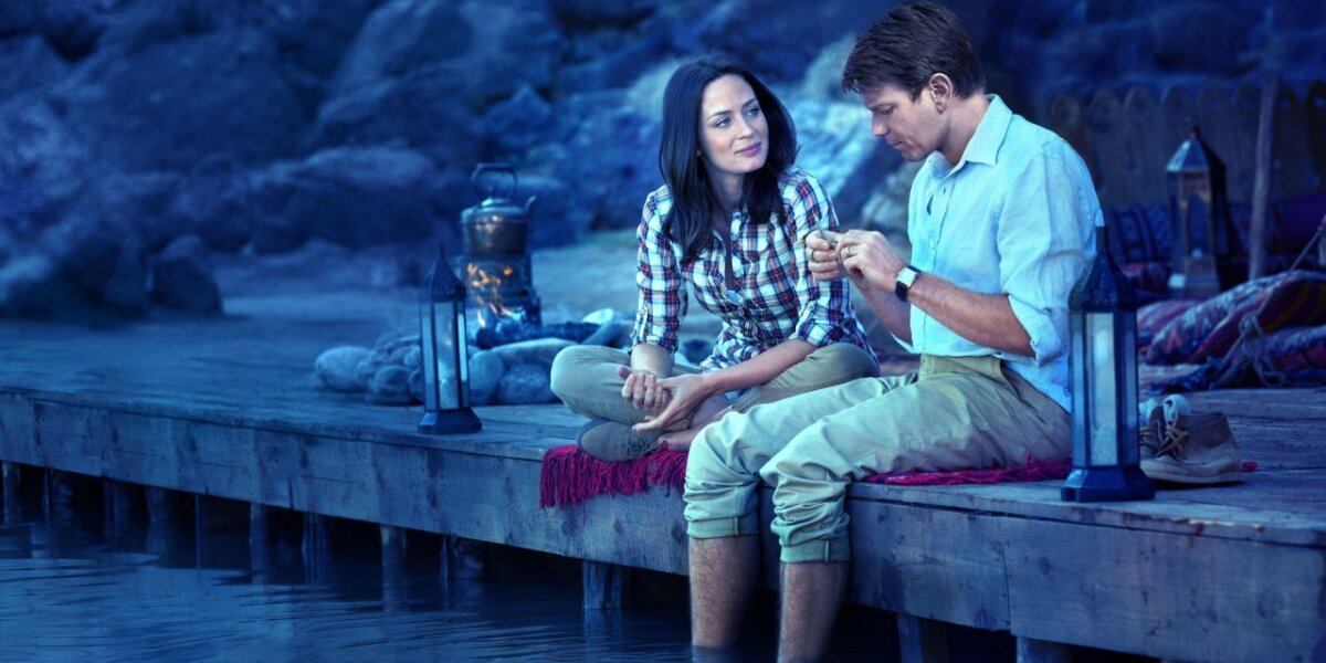 Kudos Film and Television - Laksefiskeri i Yemen
