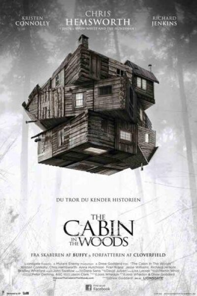 AFX Studios - The Cabin in the Woods