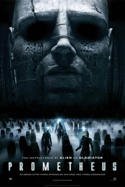 Scott Free Productions - Prometheus - 3D