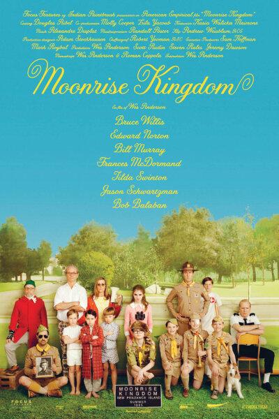 Scott Rudin Productions - Moonrise Kingdom