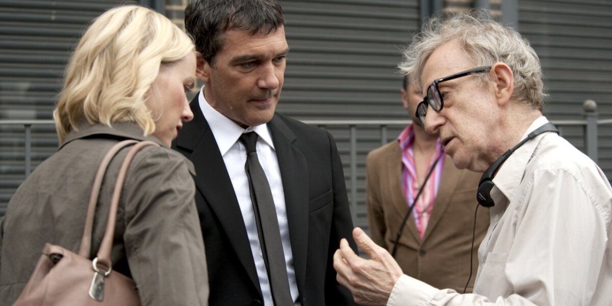 Mike's Movies - Woody Allen: A Documentary - Manhattan, Movies & Me