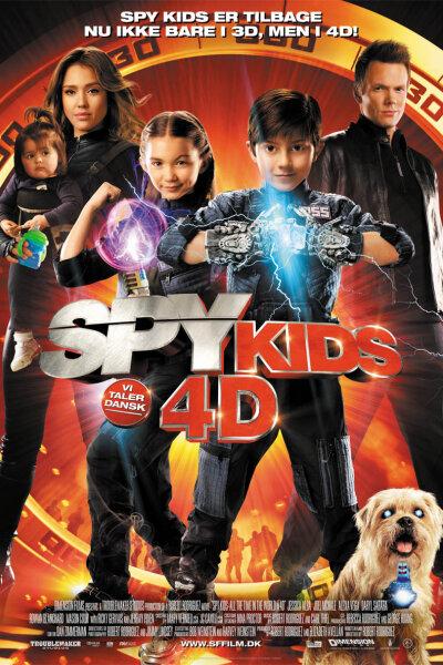 Dimension Films - Spy Kids 4D