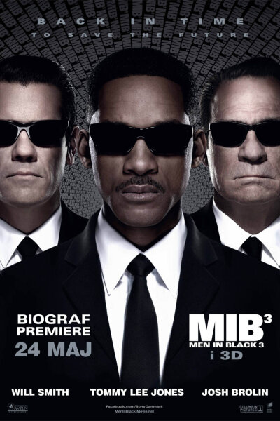 Amblin Entertainment - Men In Black 3 - 3 D