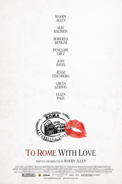 Medusa Film - To Rome with Love