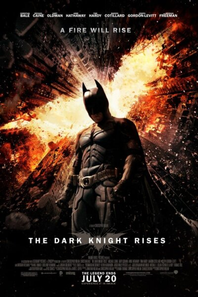 DC Entertainment - The Dark Knight Rises