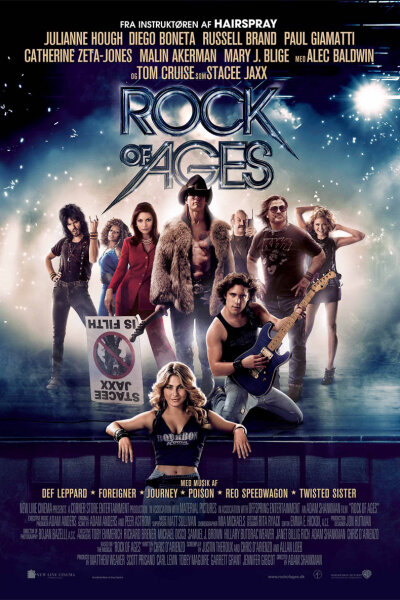 Offspring Entertainment - Rock Of Ages