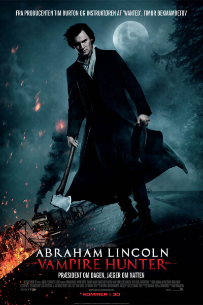 Bazelevs Production - Abraham Lincoln: Vampire Hunter