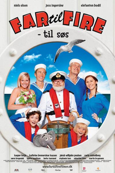 ASA Film Production A/S - Far til Fire - til søs