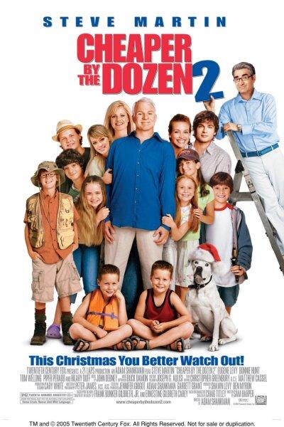 Dozen Canada Productions - Det vilde dusin 2