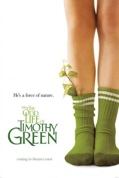 Monsterfoot Productions - The Odd Life Of Timothy Green