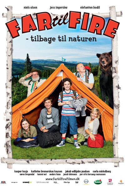 ASA Film Produktion ApS - Far til fire - tilbage til naturen