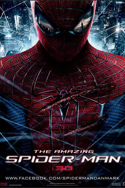 Marvel Studios - The Amazing Spider-man - 3 D