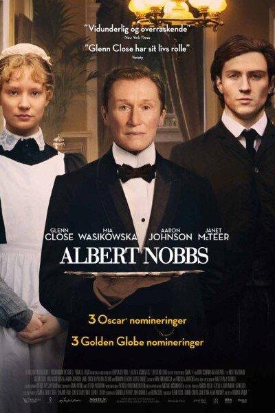 Chrysalis Films - Albert Nobbs