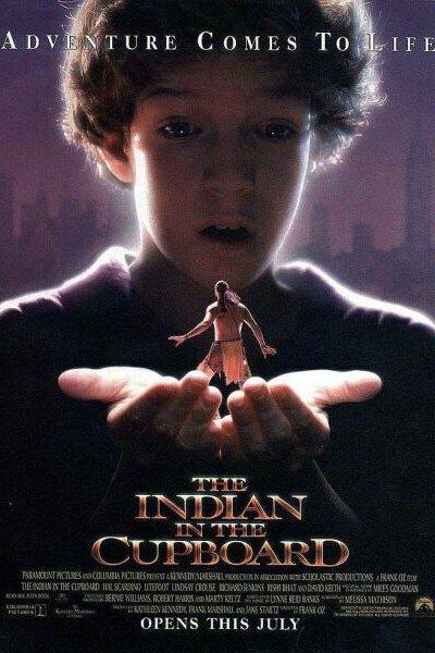 Scholastic Productions - Indianeren i skabet