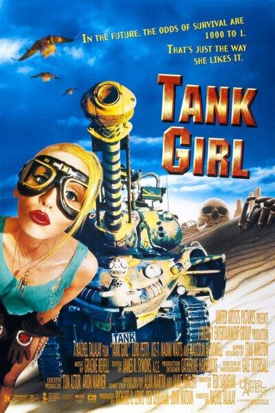Trilogy Entertainment Group - Tank Girl