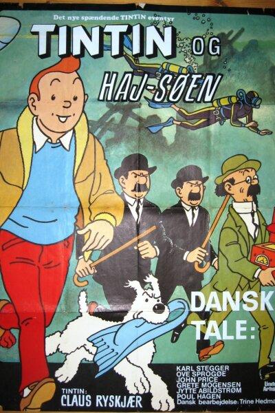 Belvision - Tintin og Haj-søen