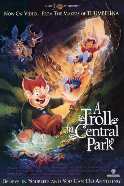 Don Bluth - Trolden i parken