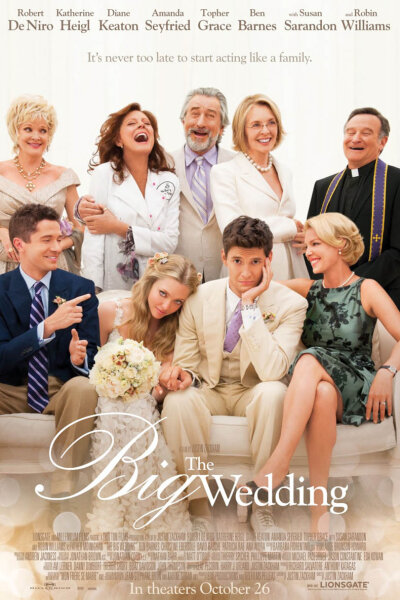 Two Ton Films - The Big Wedding