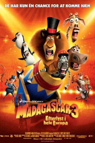 DreamWorks Animation - Madagascar 3