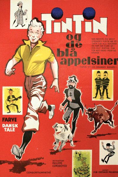 Rodas P.C. - Tintin og de blå appelsiner