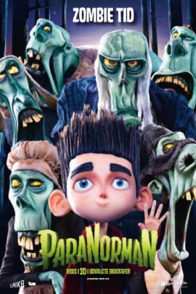 Laika Entertainment - ParaNorman