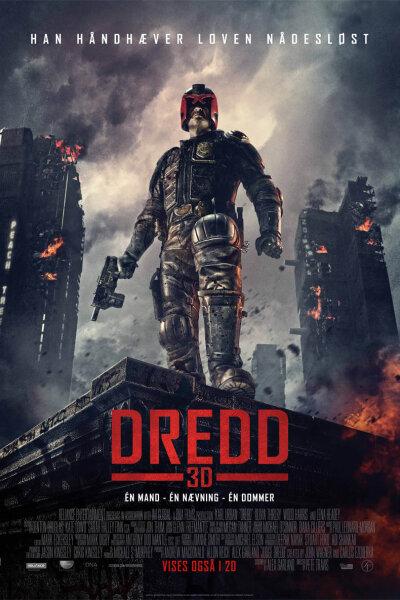 DNA Films - Dredd - 3 D