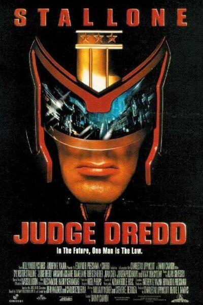 Hollywood Pictures - Judge Dredd