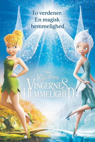 DisneyToon Studios - Klokkeblomst og vingernes hemmelighed
