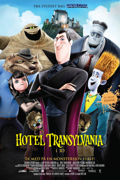 Sony Pictures Animation - Hotel Transylvania