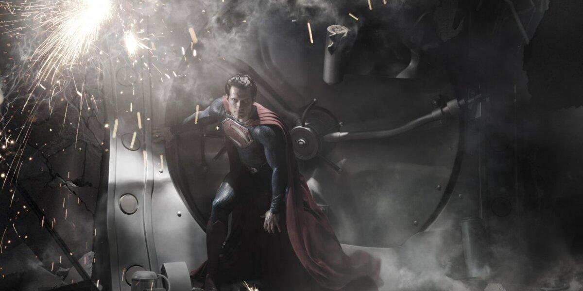 Warner Bros. Pictures - Man of Steel - 2 D