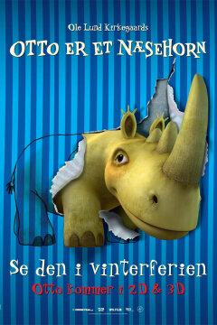Otto er et næsehorn - 2 D