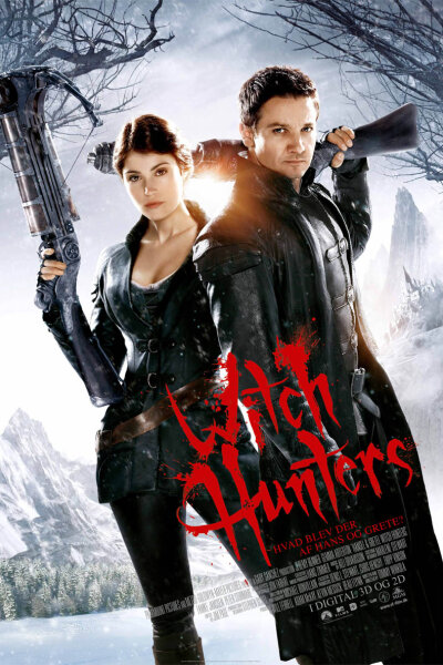 Paramount Pictures - Witch Hunters - 3 D