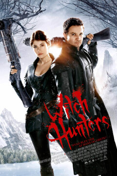 Witch Hunters - 3 D